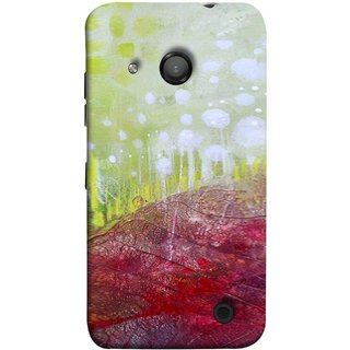 FUSON Designer Back Case Cover for Microsoft Lumia 550 (Lot Of Colours For Hall Bedroom Painting Intresting )