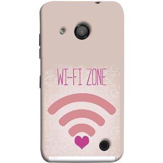 buy fuson designer back case cover for microsoft lumia 550 love