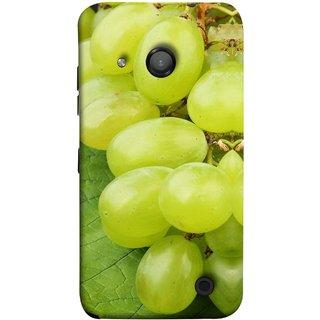 FUSON Designer Back Case Cover for Microsoft Lumia 550 (Nature Farm Wine Organic Farm Agriculture Autumn )