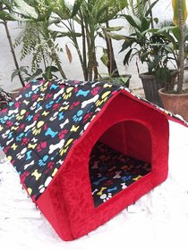 Cosy House for Cat or Pup or small animals (A WARM foam House )