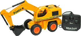 Remote Control Jcb Construction Loader Excavator Truck Toy