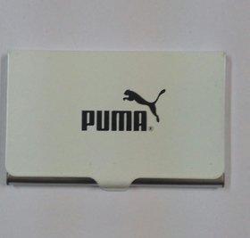 white atm p card holder best valentine gift