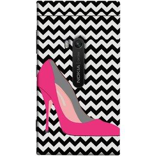 FUSON Designer Back Case Cover for Nokia Lumia 920 :: Micosoft Lumia 920 (High Pencil Heel For Girls Womans Professional)