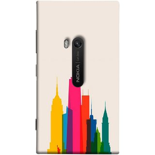 FUSON Designer Back Case Cover for Nokia Lumia 920 :: Micosoft Lumia 920 (Designs Have Emerged From Different Parts Of The World)
