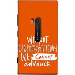 FUSON Designer Back Case Cover for Nokia Lumia 920 :: Micosoft Lumia 920 (Motivational Inspirational Words Quotes Worklife)