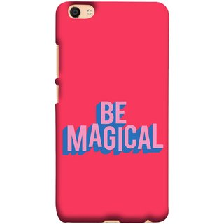 FUSON Designer Back Case Cover For Oppo F3 (Wand Magically Make Differnece To Others Life )