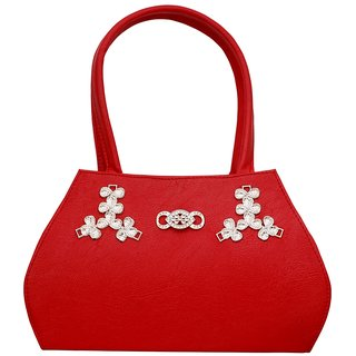 Grv Royal Women Red Handbag