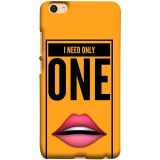 FUSON Designer Back Case Cover For Oppo F3 Plus (Hot Girl Couples Red Lips Pinky Flying Kisses Girl Lovers)