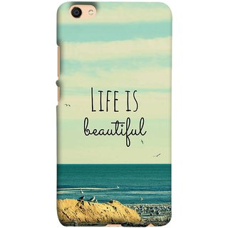 FUSON Designer Back Case Cover For Oppo F3 Plus (Adorable Wallpapers Best Quotes Enjoy Together Happy)