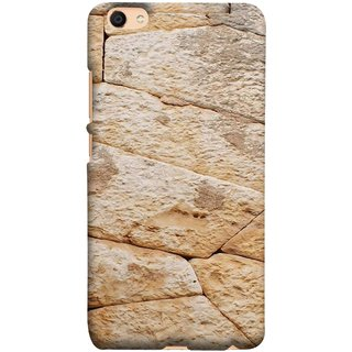 FUSON Designer Back Case Cover For Oppo F3 Plus (Irregular Shapes Ancient Different Sizes Wallpaper)