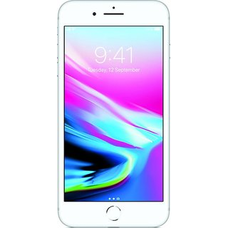 apple iphone 8 2 gb 256 gb silver buy apple iphone 8 2 gb 256 gb silver online at best. Black Bedroom Furniture Sets. Home Design Ideas