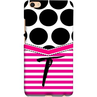FUSON Designer Back Case Cover For Oppo F3 (Beautiful Cute Nice Couples Pink Design Paper Girly T)