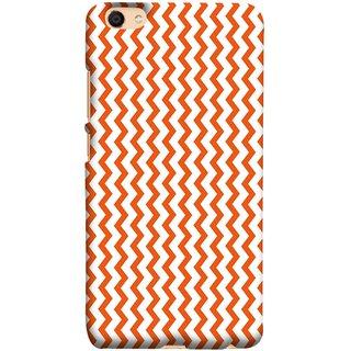 FUSON Designer Back Case Cover For Oppo F3 Plus (Red Glittering Foil Seamless Pattern Background)