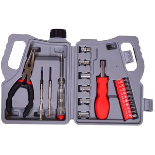 Visko 22 Pcs Oil Can Shape Mini tool Set
