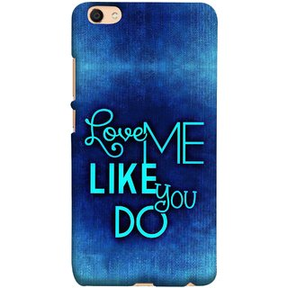 FUSON Designer Back Case Cover For Oppo F3 (Baby Couples Nice Quotes Happy Lovely Hard Kisses )
