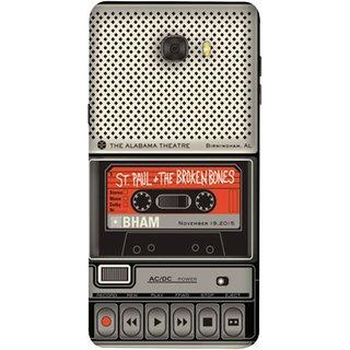 FUSON Designer Back Case Cover For Samsung Galaxy C9 Pro (Vintage Alabama Theatre St Paul The Broken Bones )