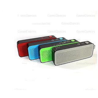 Mectronix SLC-008 Portable Bluetooth Sound-Pod Portable Bluetooth Mobile Tablet Speaker (Assorted)