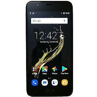 INFOCUS A3  2  GB/16  GB/Jet Black  Smartphones