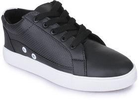 Funku Fashion Black Casual Shoes