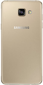 SAMSUNG GALAXY A5 (A510) BATTERY  BACK PANEL COVER  (GOLD)