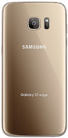 SAMSUNG GALAXY S7 BATTERY   BACK PANEL  COVER (GOLD)