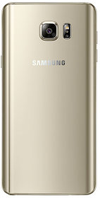 SAMSUNG GALAXY NOTE 5 BATTERY  BACK PANEL   COVER  (GOLD)