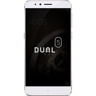 Micromax Dual 5 (4 GB,128 GB,CHAMPAGNE)