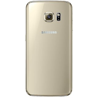SAMSUNG GALAXY S6  EDGE   BATTERY   BACK PANEL COVER  (GOLD)