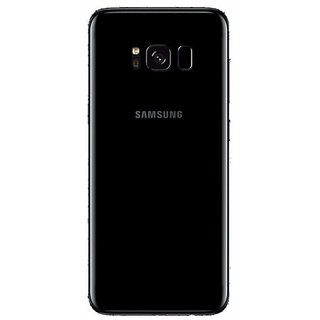 SAMSUNG GALAXY S8 BATTERY  BACK PANEL COVER (BLACK)