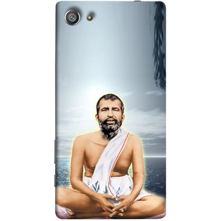 FUSON Designer Back Case Cover For Sony Xperia Z5 Compact :: Sony Xperia Z5 Mini (King Beautiful Frame God His Mission Blesses Eagle)