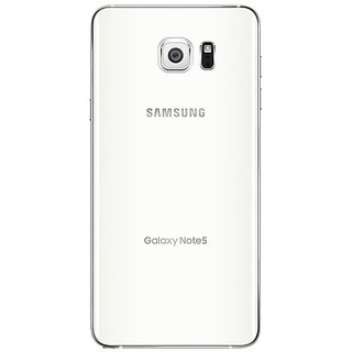 SAMSUNG GALAXY NOTE 5 BATTERY  BACK PANEL  COVER (WHITE)