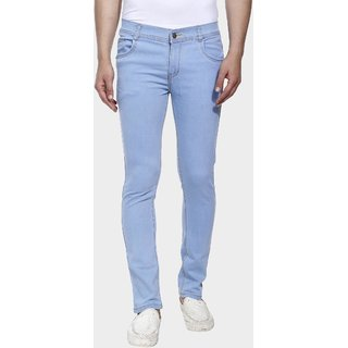 Men Slim Fit Streachabe jeans by Klick2style