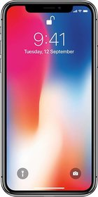 Apple iPhone X (3 GB, 64GB) - Imported Mobile with 1 Year International Warranty