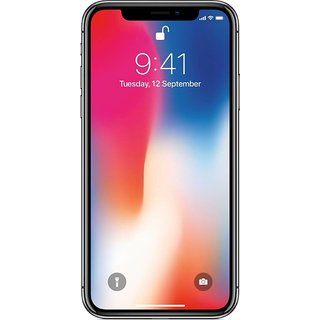 Apple iPhone X (3 GB  64GB) - Imported Mobile with 1 Year International Warranty
