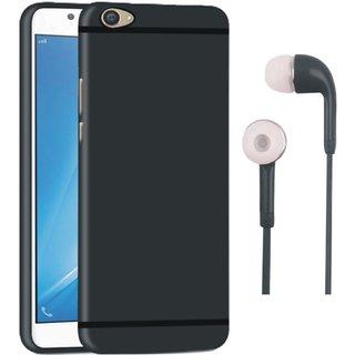 Oppo F1s Sleek Design Back Cover with Earphones