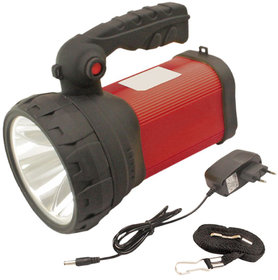 CREE Rechargeable Waterproof 10W Flashlight 2 Mode Torch-18