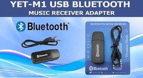 Bluetooth Device with Audio Receiver  (Black)
