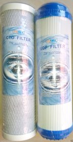 Xisom RO Water Purifier FILTER  CTO+GAC 100 Orignal.1 Piece Each Used in All Type Of Water Purifier