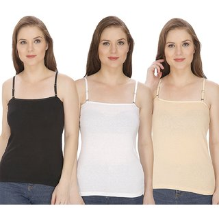 Women's Modal Camisole (Pack of 3)