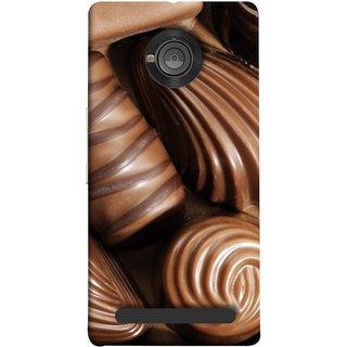 FUSON Designer Back Case Cover For YU Yuphoria :: YU Yuphoria YU5010 (Big Size Different Shapes Diy Silicone Handmade )
