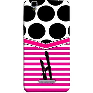 FUSON Designer Back Case Cover For YU Yureka :: YU Yureka AO5510 (Beautiful Cute Nice Couples Pink Design Paper Girly H)