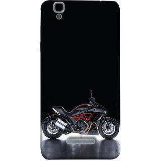 FUSON Designer Back Case Cover For YU Yureka :: YU Yureka AO5510 (Tour Bike Gear Patrol Yamaha Motorbikes And Super Bikes)