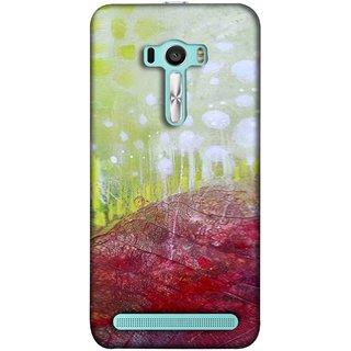 FUSON Designer Back Case Cover For Asus Zenfone 2 Laser ZE601KL (6 Inches) (Lot Of Colours For Hall Bedroom Painting Intresting )