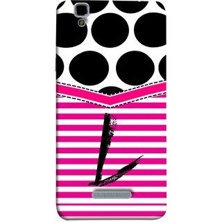 FUSON Designer Back Case Cover For YU Yureka :: YU Yureka AO5510 (Beautiful Cute Nice Couples Pink Design Paper Girly Love)