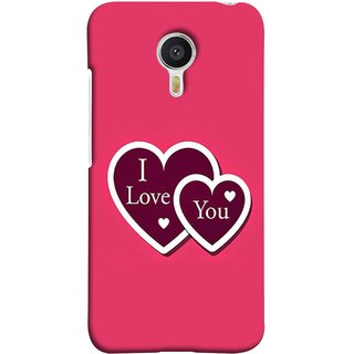 FUSON Designer Back Case Cover For YU Yunicorn :: YU Yunicorn YU5530 (Pink Red Wallpapers Boyfriends Pure True Relations)