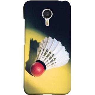 FUSON Designer Back Case Cover For YU Yunicorn :: YU Yunicorn YU5530 (Isolated On Light Yellow Game Gold Match Winner Loser )