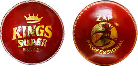 ZAP King Super High Quality Leather Ball