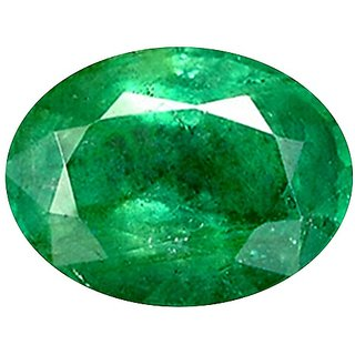 7.25 Ratti AAA quality   Certified Natural Emerald Gemstone (Panna)
