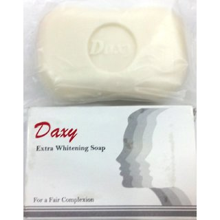Daxy Extra Whitening Soap 100gsm.