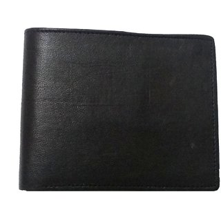 DIME Dark Brown Pure Leather Wallet for men with Matt Finish